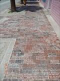 Image for Flagler Avenue Donated Bricks - New Smyrna Beach, FL