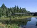 Image for Zuckerberg Island Heritage Park Suspension Bridge - Castlegar, BC