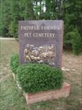 Image for Faithful Friends Pet Cemetery - Sandston, VA