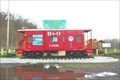 Image for B&O C-2891 Caboose - Connellsville Welcome Center -  Connellsville, Pennsylvania