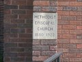 Image for 1880-1922, What Cheer United Methodist Church – What Cheer, IA