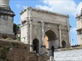 Image for Arch of Septimius Severus - Roma, Italy