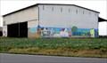 Image for Farm Building Mural - Niedersachsen, Germany