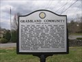 Image for Grassland Community - Williamson County Historical Society