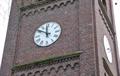 Image for Clock of the Bleckkirche, Gelsenkirchen, Germany