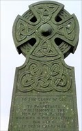 Image for Ambrosian Hymn (A Song of the Church) - Parish War Memorial - Maughold, Isle of Man