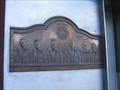 Image for GROUND ZERO - Firefighters  Bronze Plaque