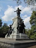 Image for Statue of Major General Marquis Gilbert de Lafayette - Washington, D.C.