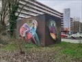 Image for Animal Graffiti, Ede, the Netherlands
