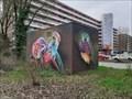 Image for Animal Graffiti, Ede, the Netherlands