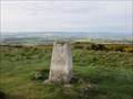 Image for O.S. Triangulation Pillar - Hill of Alyth, Perth & Kinross.