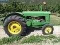 Image for John Deere AR Tractor - Gatzke's Farm Market - Oyama, British Columbia