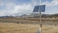 Image for Newhill Solar Powered Flag - Anaconda, MT
