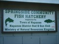 Image for Springside Community Fish Hatchery - Napanee, Ontario