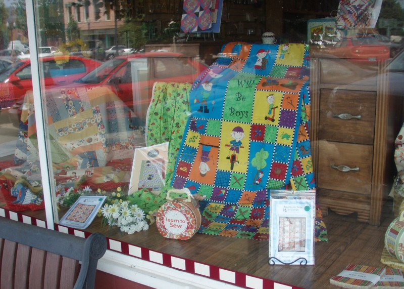 Lils Quilting Shop Portsmouth Oh Quilt Shops On Waymarking