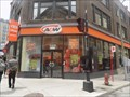 Image for A&W  - 705 rue Ste-Catherine Ouest   -  Montreal, Quebec, Canada