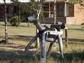 Image for 'Ride-em, Mister Postman' - Mondrook, NSW, Australia