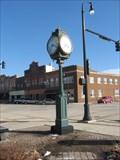 Image for Old Fashioned Town Clock, Algona, IA