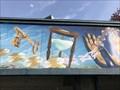 Image for Hourglass on Mural - San Jose, CA, USA