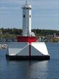 Image for Round Island Passage Light - Mackinac Island - Michigan, USA.