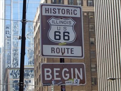 veritas vita visited Route 66