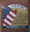 Image for In God We Trust - Rosebud, MO