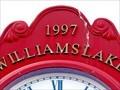 Image for Donald Neil Sutherland Clock - 1997 - Williams Lake, BC