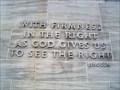 Image for Abraham Lincoln - Eternal Light Peace Memorial - Gettysburg, PA