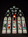 Image for Stained Glass Windows, St Michael - Brantham, Suffolk