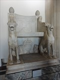 Image for Throne with Griffins  -  Paris, France