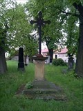 Image for Central Cross On Smecno Old Cemetery, Czechia