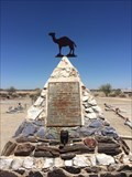 Image for Hi Jolly Monument - Quartzsite, AZ