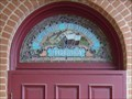Image for Main Entrance - Peabody Memorial Library, Huntsville, TX - USA