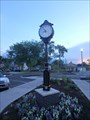 Image for McDonalds Town Clock - East Main St - Richmond, IN
