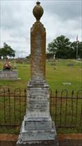 Image for Conrad A. Barnes - Mt. Sylvan Cemetery