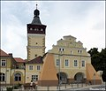 Image for Radnice v Dobrovicích / Dobrovice Town Hall (Central Bohemia)