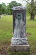 Image for J.C. Fuller - Cuthand Cemetery - Cuthand, TX