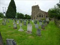 Image for Churchyard, Holy Trinity & St Mary, Dodford, Worcestershire, England