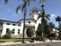 Image for Santa Barbara courthouse evacuated amid suspicious package investigation