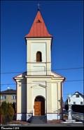 Image for Kaple Nananebevzetí Panny Marie / Chapel of Assumption of Virgin Mary - Ostrava-Výškovice (North Moravia)