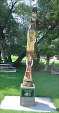 Image for Ephraim Pioneer Memorial Park Totem Pole