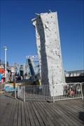Image for Casino Pier Climbing Wall  -  Seaside Heights, NJ