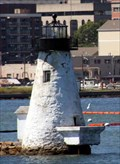 Image for LW4962 - Palmer Island Light - New Bedford. MA