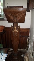 Image for Lectern - St Giles - Marston Montgomery, Derbyshire