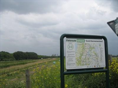 30 - Halfweg - NL - Fietsroutenetwerk Zuid-Kennemerland