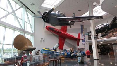 veritas vita visited National Naval Aviation Museum