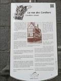 Image for La Rue des Cordiers - Saint-Malo, France