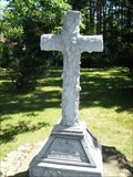 Image for Civil War Memorial - Evergreen Cemetery, Marion MA
