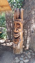 Image for Wooden Tikie Statue - San Jose, CA