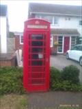 Image for Red Telephone box - Newton Regis, Warwickshire